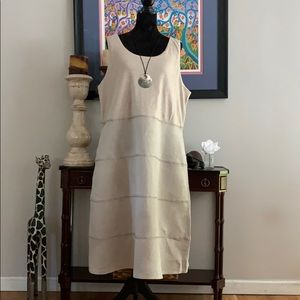 J Jill Sleeveless Dress 🌸